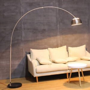 "Brand new arc floor lamp 80""- Ciana (free delivery to Vancouver)"