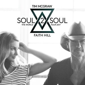'Soul 2 Soul' Concert Tickets for Wednesday, May 31st