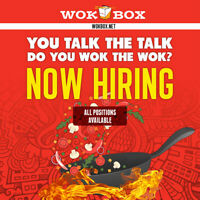 Wokbox Now Hiring