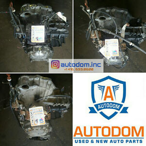 Used Automatic Transmission Toyota Camry 4 CYL 1997-2001