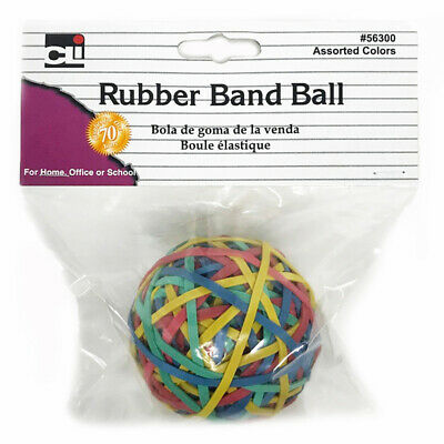 Charles Leonard 56300 Rubber Band Ball