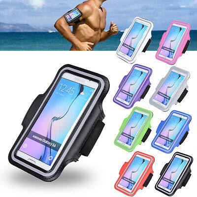 Sport Armband Case For Samsung Galaxy S6/S8/S7/Edge Arm band Pouch Phone Holder