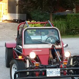 Dune Buggy Road Legal