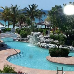 3 weeks at Island Seas Resort , Freeport Bahamas