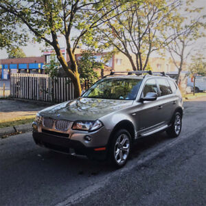 2010 BMW X3 30I AWD SUV, Crossover