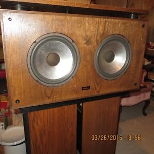 AXIOM AX5's REFERENCE MONITOR SPEAKERS and AXIOM SUB