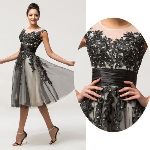 Vintage black prom dresses