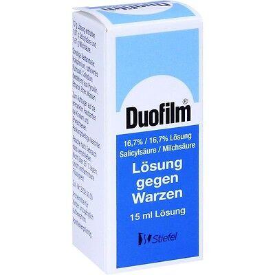 Duofilm Lösung gegen Warzen   15 ml   PZN2702114