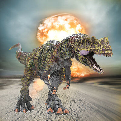 Realistic Large Ceratosaurus Toy Figure Dinosaur Kids Christmas Gift Dino Figure - Realistic Dinosaur