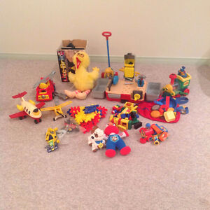 Toys Preschool Age Package $40.00