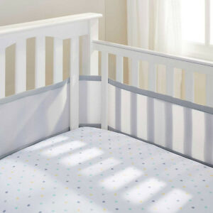 Bumper pad for crib