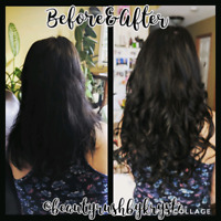 Mobile Hair Extension Services!