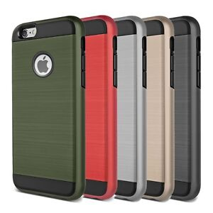 TOUGH ARMY GREEN HYBRID BRUSHED HEAVY DUTY CASE FOR IPHONE 6, 6S Regina Regina Area image 5