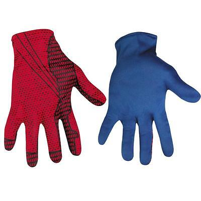The Amazing Spider-Man Gloves (Adult) - - Amazing Spider Man Handschuhe