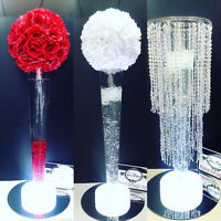 CENTERPIECES RENTALS•GREAT SAVINGS!•FROM ONLY $15
