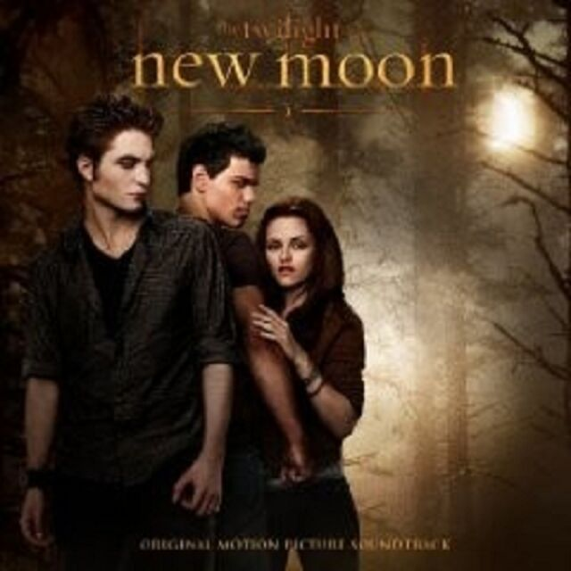 THE TWILIGHT SAGA: NEW MOON CD OST 15 TRACKS NEU