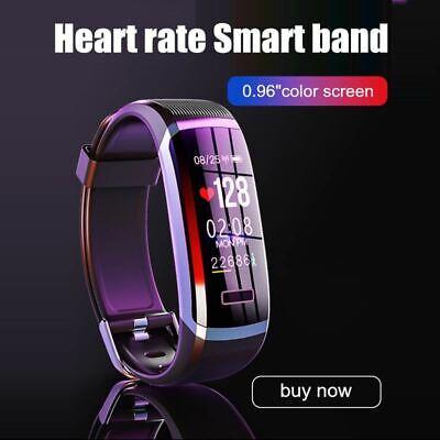 Smart watch men Bracelet real-time monitor heart rate & sleeping best Couple