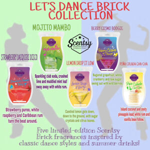 Tropical drink bricks!
