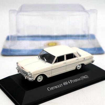 IXO Altaya Chevrolet 400 4 Puertas 1962 Diecast Models Limited Edition 1:43