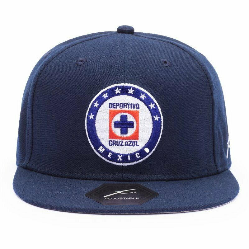 Fi Collection Cruz Azul Dawn Snapback - Navy