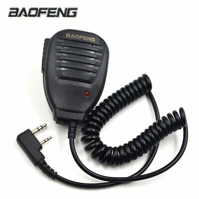 Baofeng Speaker Mic Original Two Way Radio For UV-5R UV-5RE UV-5RA Plus UV-6R