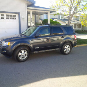 2008 Ford Escape SUV xlt Crossover with New Nokian Winters