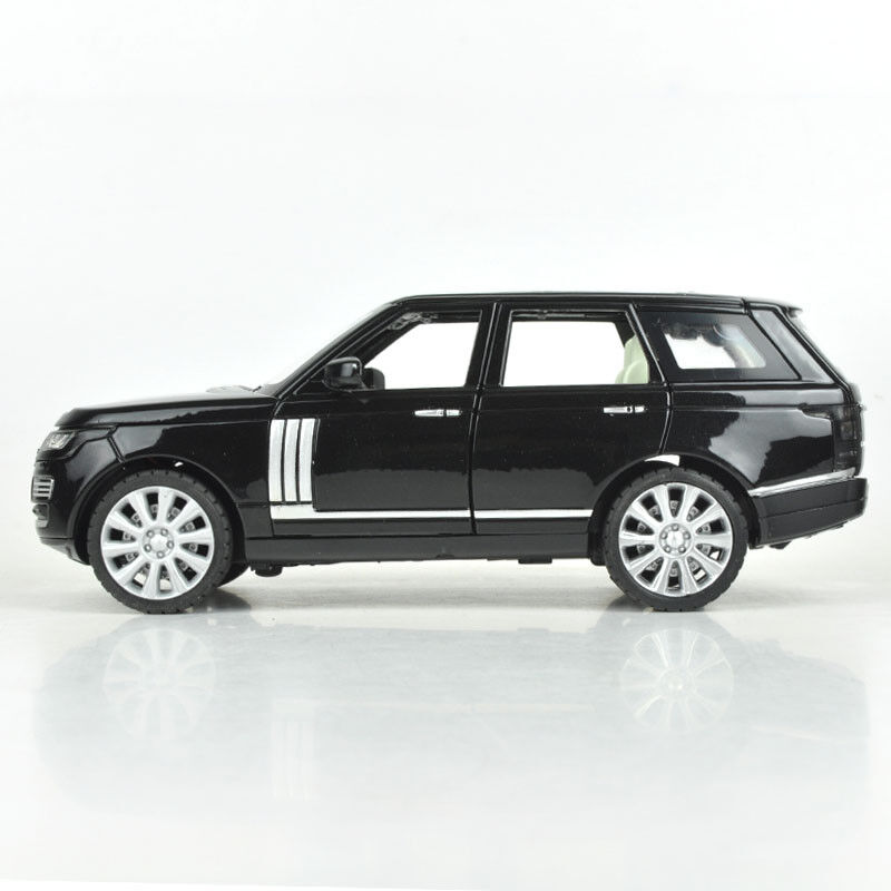 1:24 Land Rover Range Rover Diecast Model Car Toy Collection Sound/&Light Red
