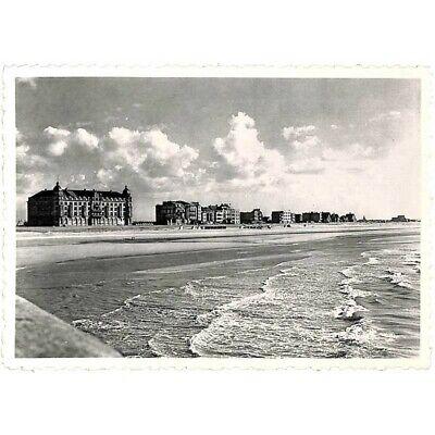 Zeebruges - La Digue vue du Môle.