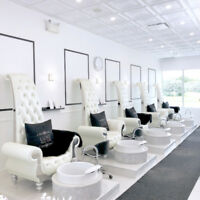 Learn to become a Nail Care Aesthetician @ LUXE Nail Bar