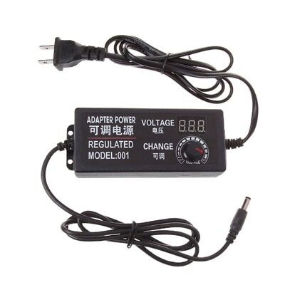 9-24v 72w Adjustable Acdc Regulated Switch Power Supply Adapter With Display