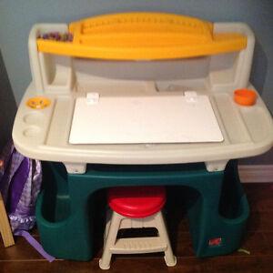 Table bricolage STEP 2