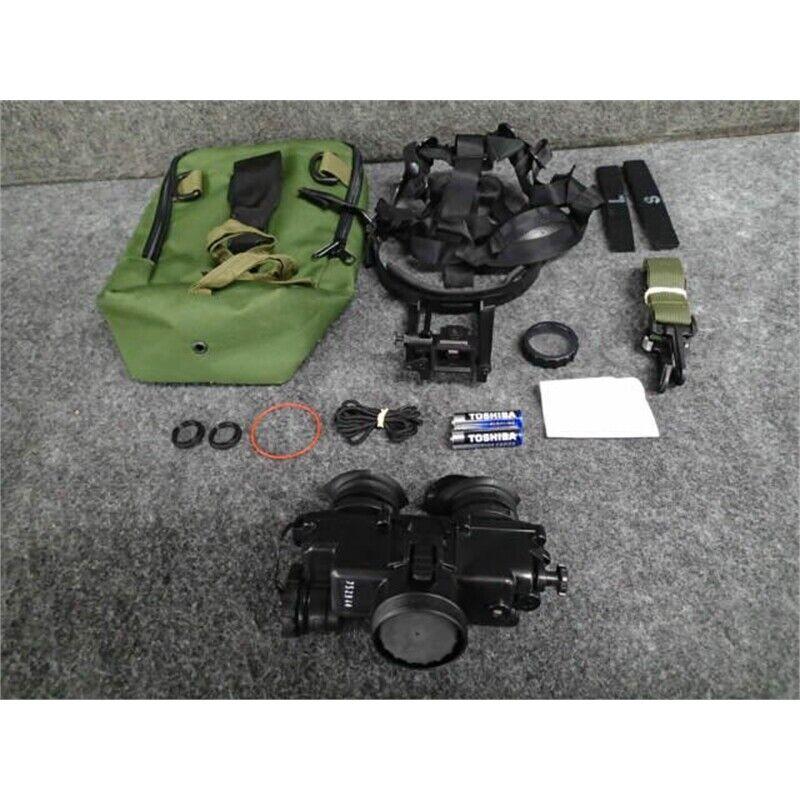 Night Vision Goggles System Kit Version 3 Missing Front Lens No Box