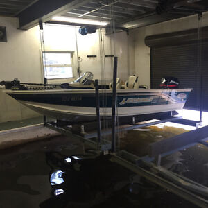 2003 Legend Fishing Boat for sale