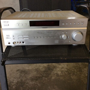 Receiver and amplifier