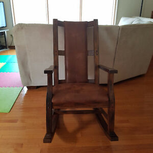 Rocking Chair - Mint Condition
