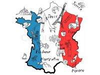 French Tuition for GCSE, A-Level, University and Adults/Beginners with experienced Native Teacher