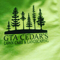 Property maintenance brought to you by GTA cedars!