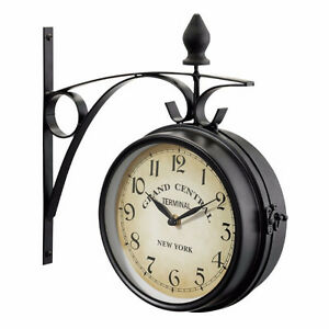 Double-sided New York Grand Central Station Clock