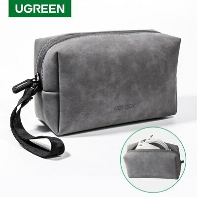 Ugreen Electronic Accessories Cable Organizer Bag Travel USB Cord Storage Case