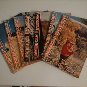 hunting magazine lot
