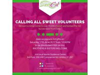 Sweet Eid 2017 - Ramadan Volunteer
