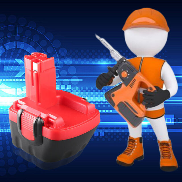 BAT043 2000mAH 12V Ni-CD Battery for Bosch Electric Power Tool Reserve IB