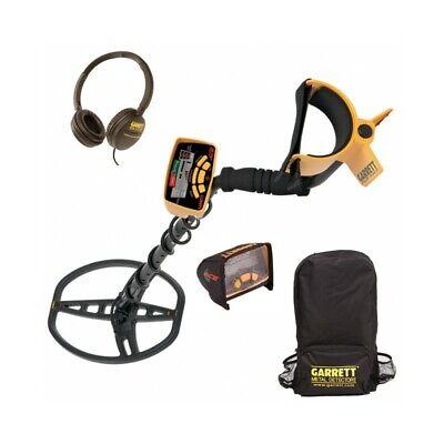 Garret Euro Ace METAL DETECTOR + accessori