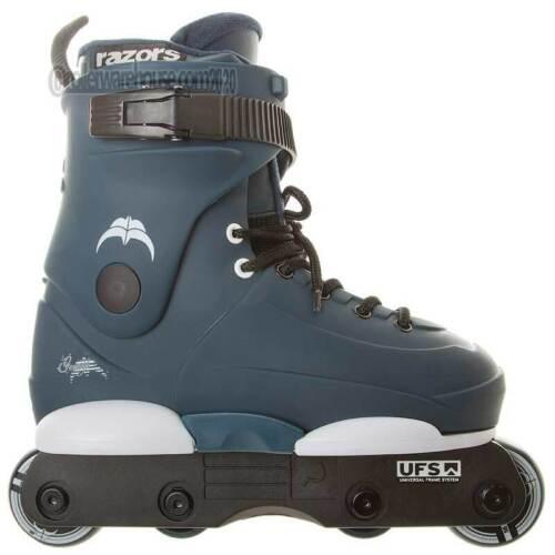 Razors Genesys Junior Anti Aggressive Inline Skates Mens 3.0-6.0 Adjustable NEW