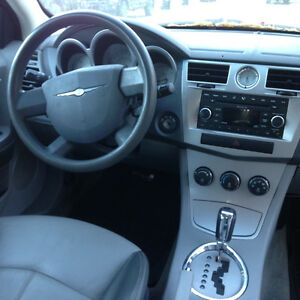 2008 Chrysler Sebring Hatchback
