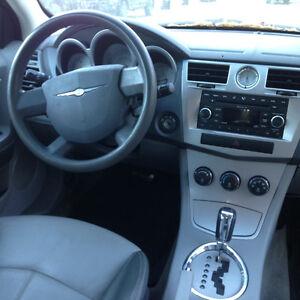 2008 Chrysler Sebring Hatchback