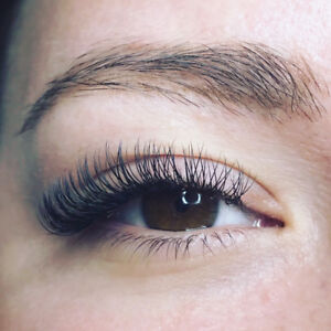 Eyelash extensions PROMO $70 only!