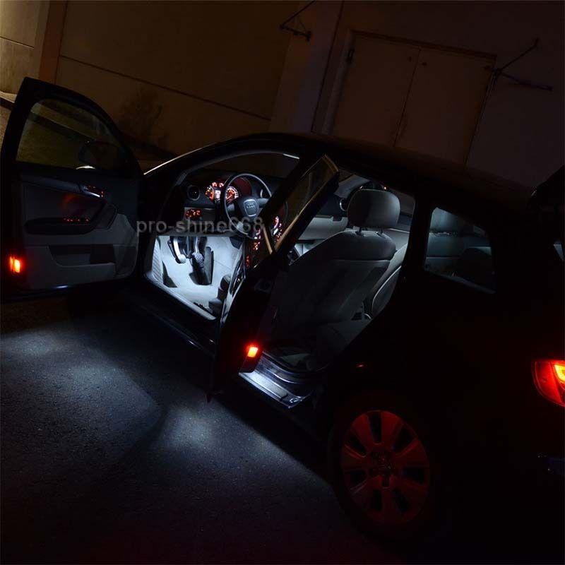 15 x xenon white led interior exterior lights kit for 2016 toyota tacoma kp ebay