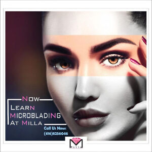 Microblading Training Course and Certification