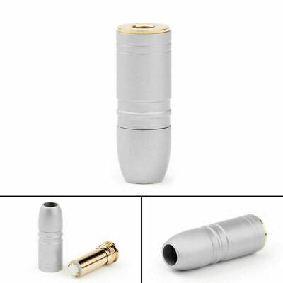 4×4.4mm 5Pole Headphone SteckerAdapter für Sony NW-WM1Z Female Converter Sil DE